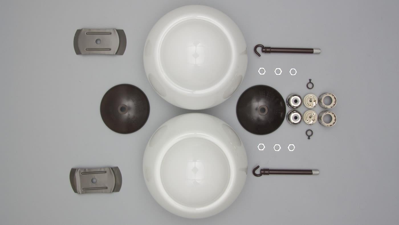 Lights Organised Neatly: 002