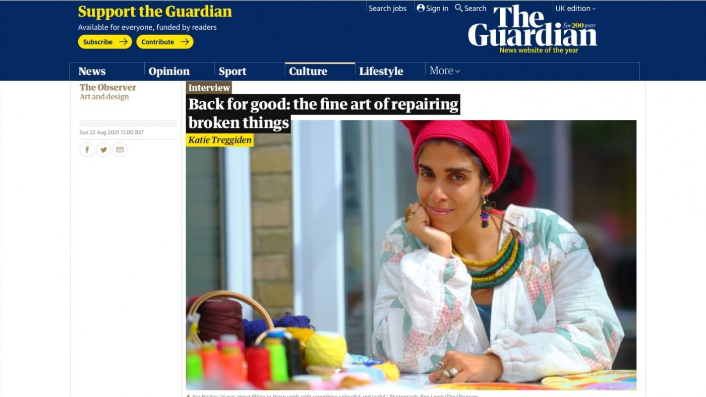 The Observer: Prepare to Repair