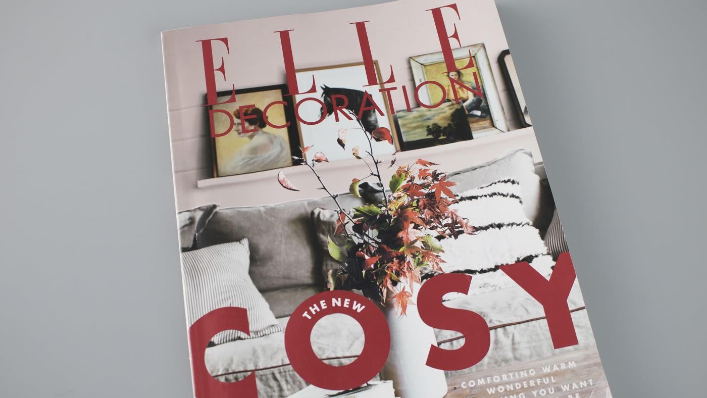 Elle Decoration: skinflint's lighting collection for Heal's