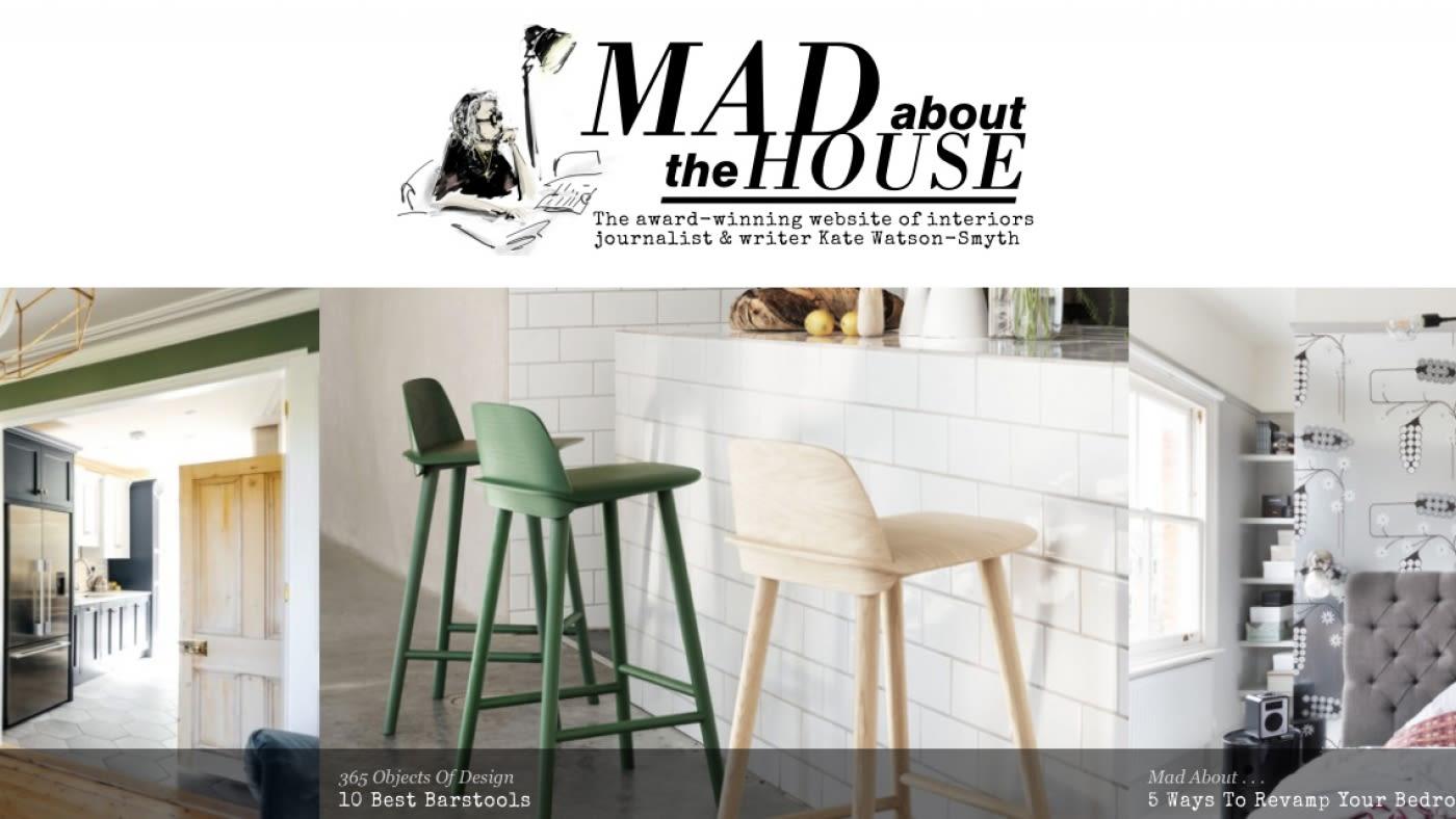 Top interiors and design blogs