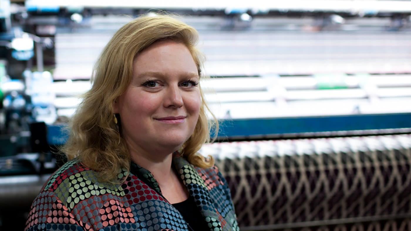 skinflint Meets: Textile Designer Margo Selby