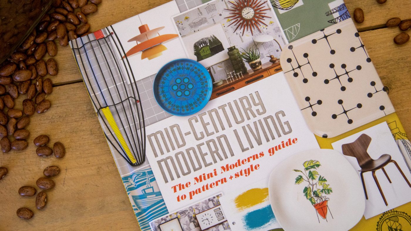Mini Moderns: Mid-Century Modern Living