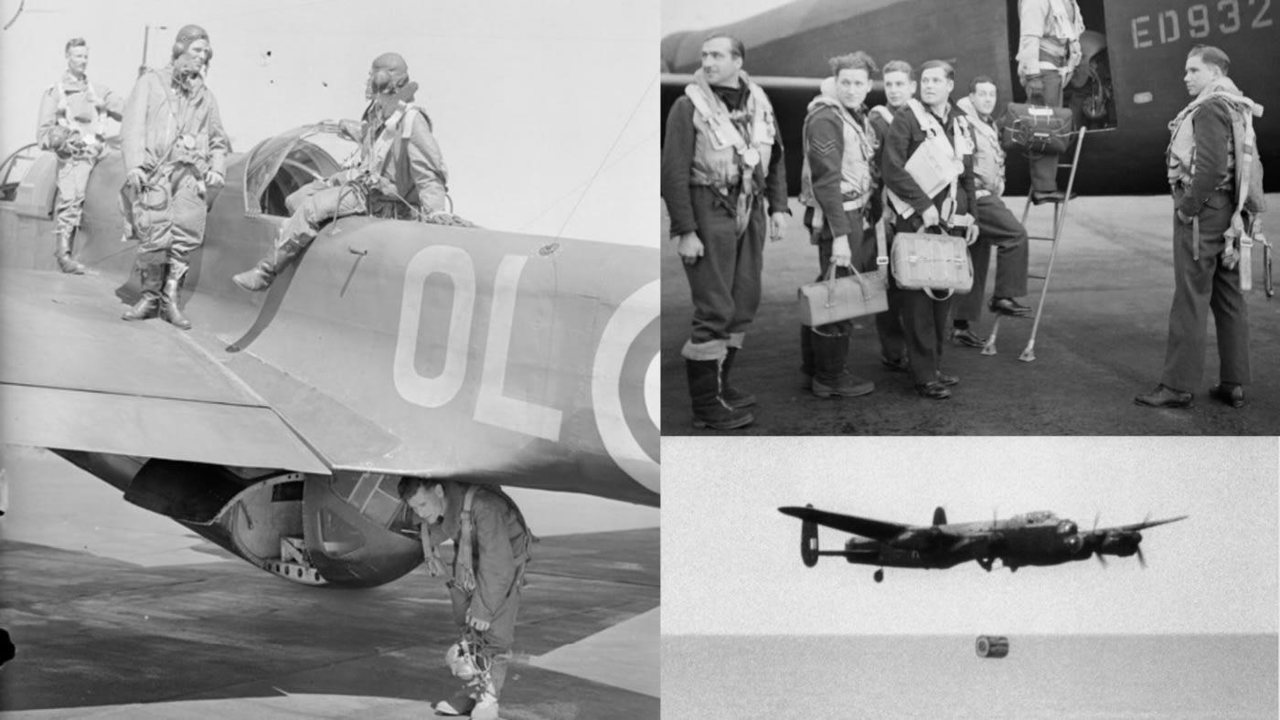A final farewell to RAF Scampton