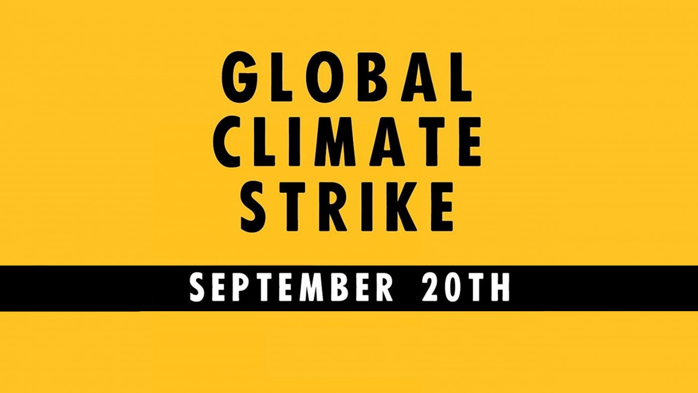 Why we're striking for the climate