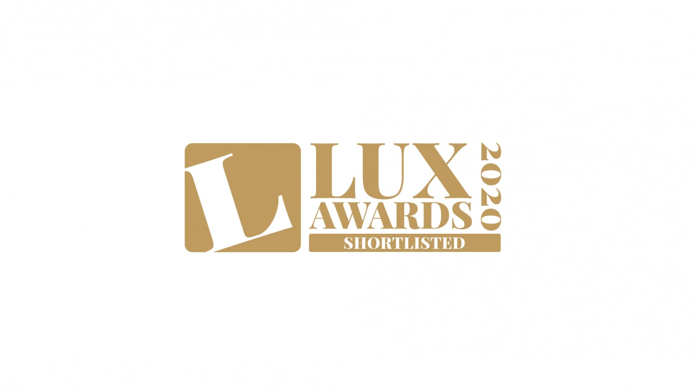 Shortlisted as Lighting Supplier of the Year in this year's Lux Awards