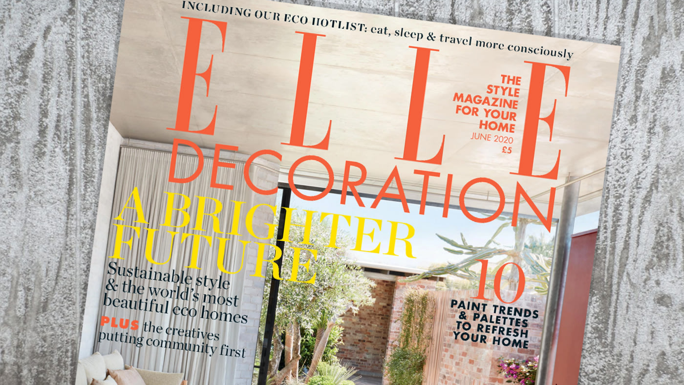 Elle Decoration: A Brighter Future