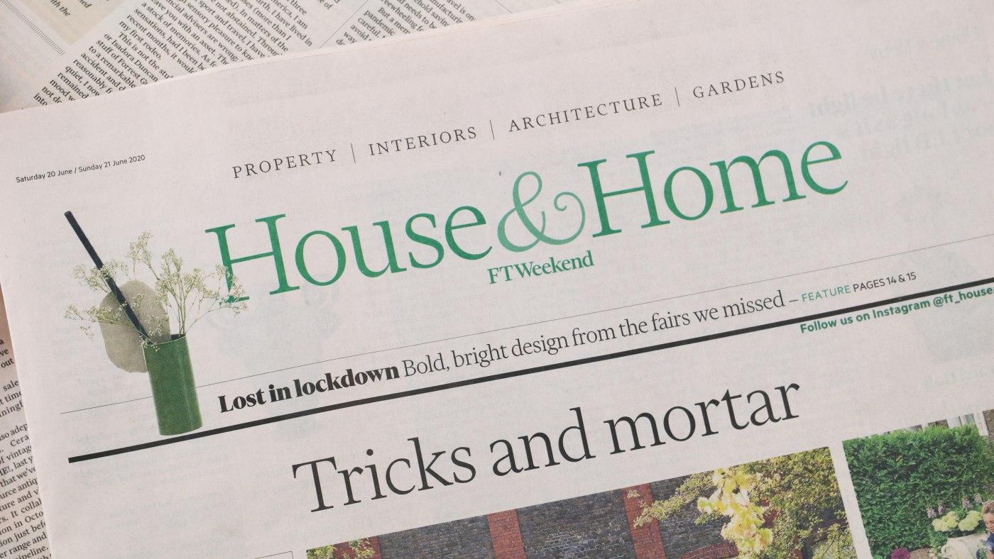 Financial Times: Meet the new antiquarians