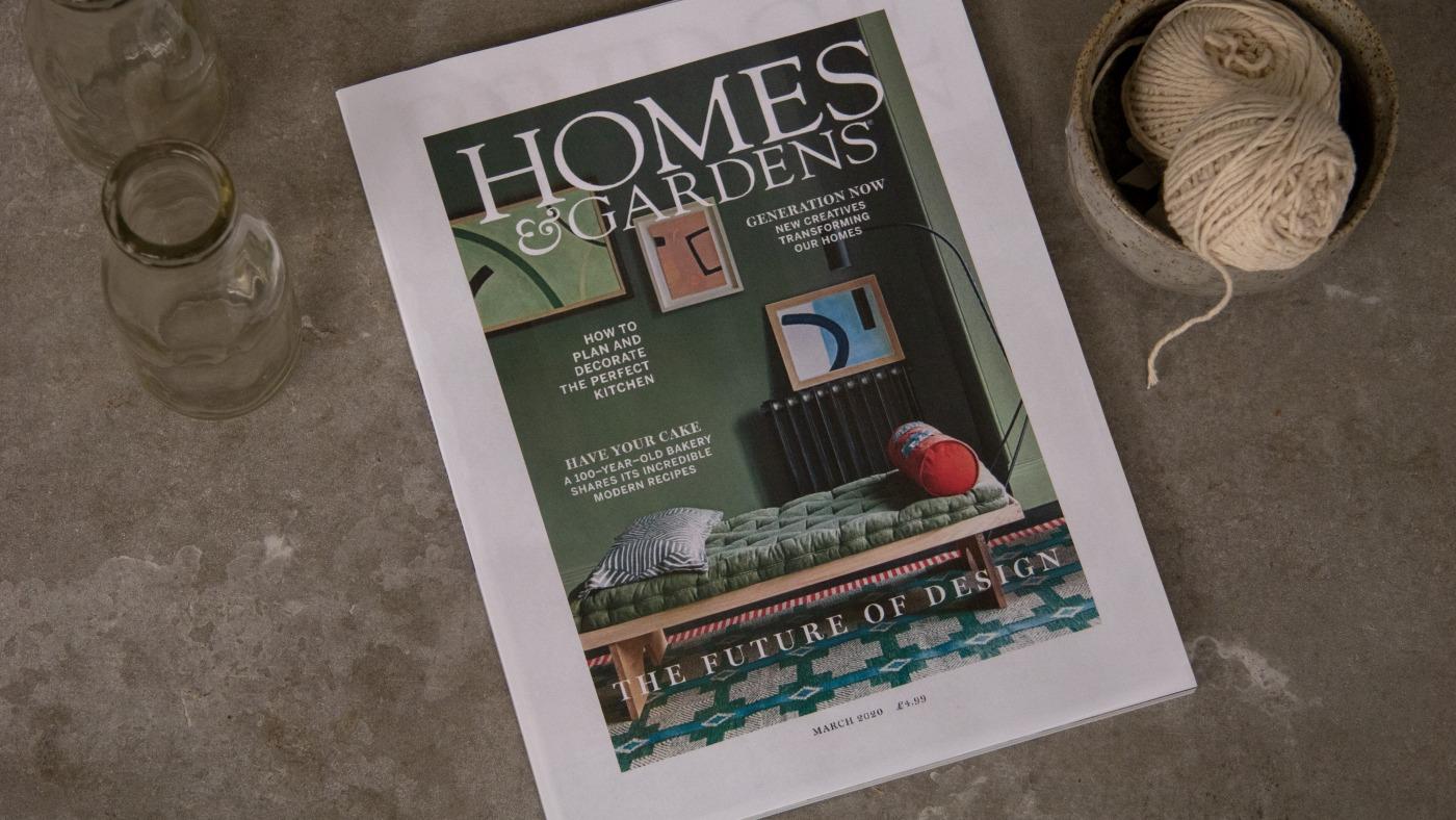 Homes & Gardens: Secret Address Book