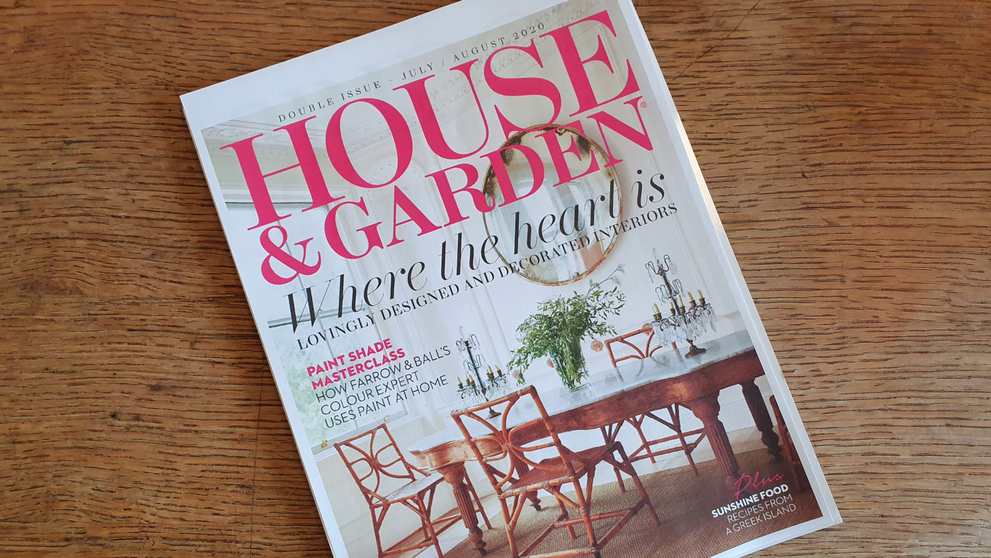 House & Garden: Lovingly designed and decorated interiors