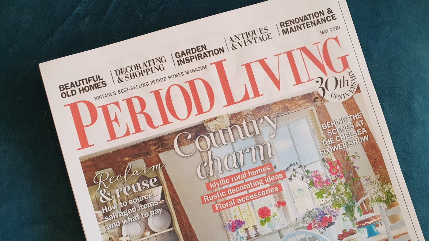 Period Living: Reclaiming the Past