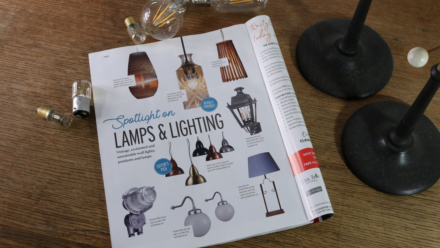 Reclaim: Lamps & Lighting