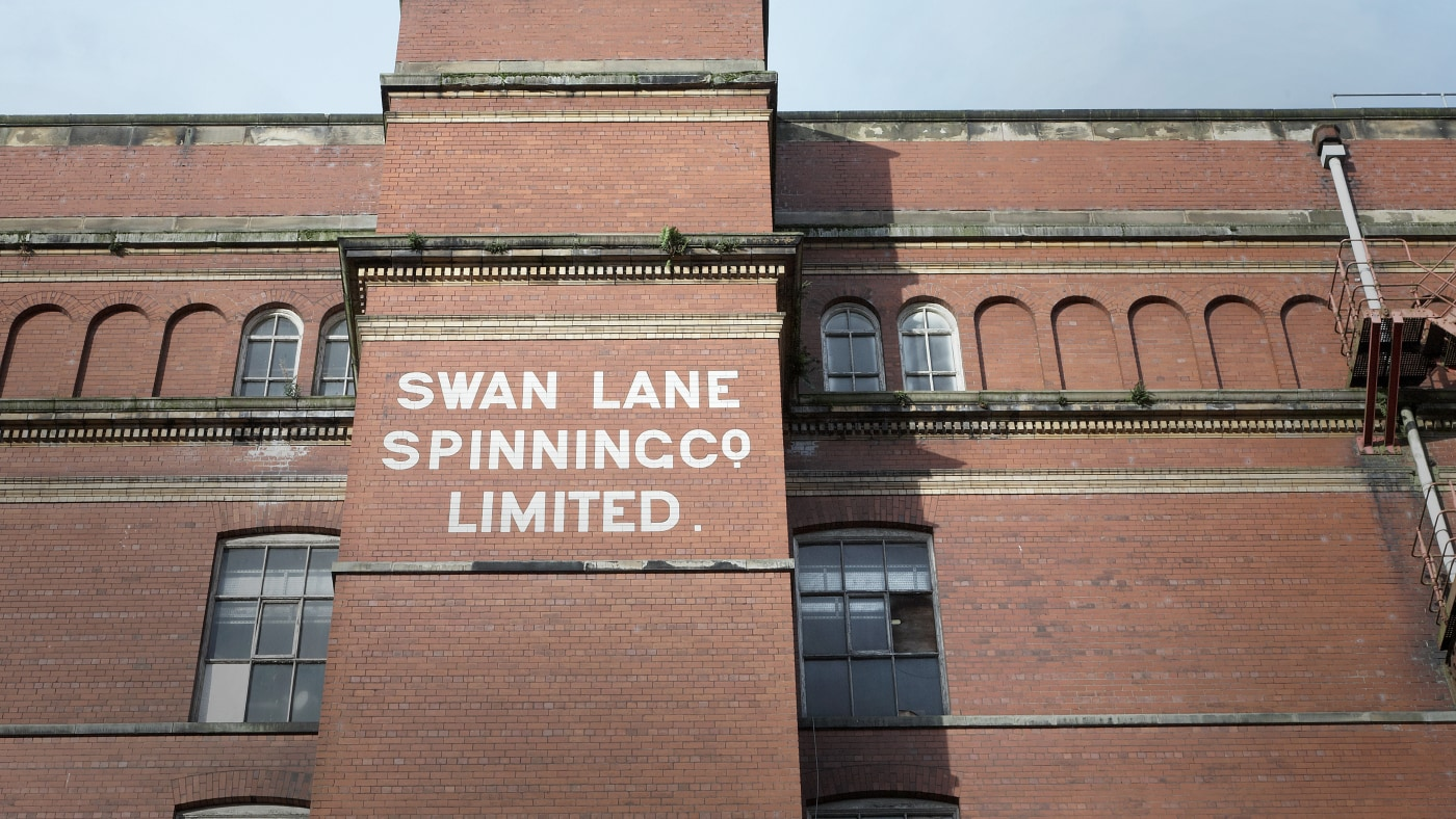Swan Lane Mills: The story of a cotton mill and our pendant lights