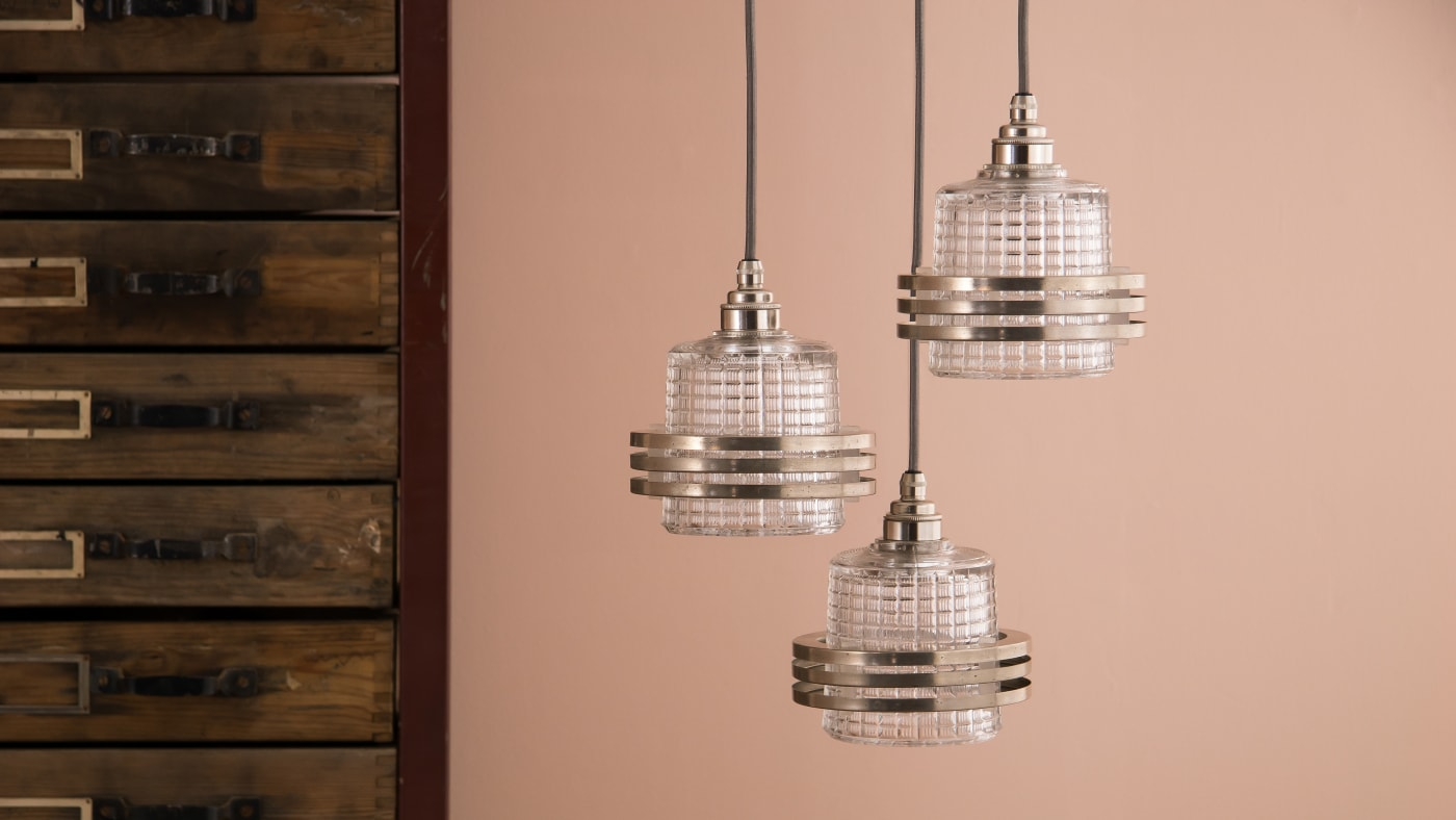 skinflint lighting collection decorative glassware groucho club