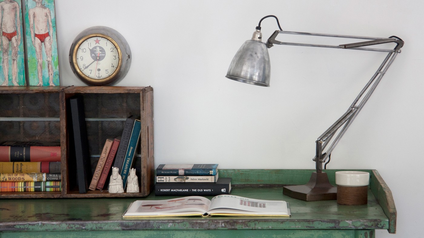 Vintage Machinist and Anglepoise Light collection by skinflint