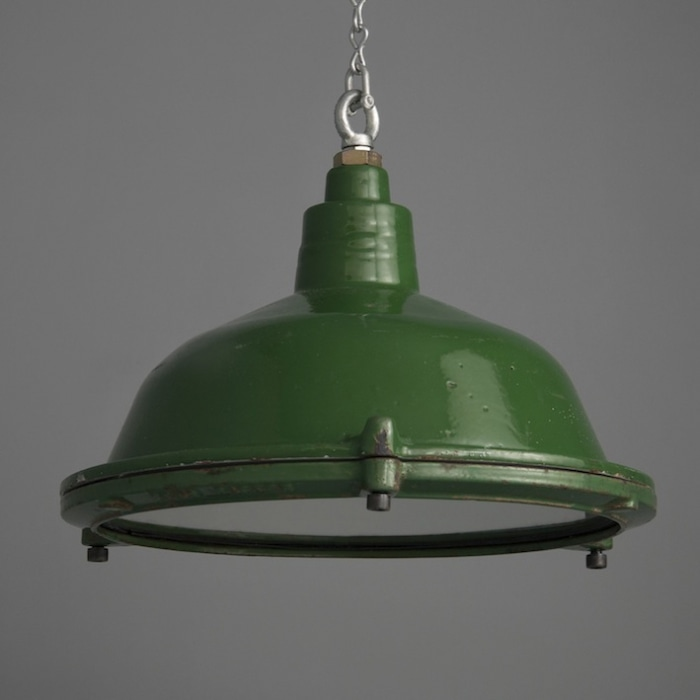 Vintage Revo Bulkhead Industrial Lamps
