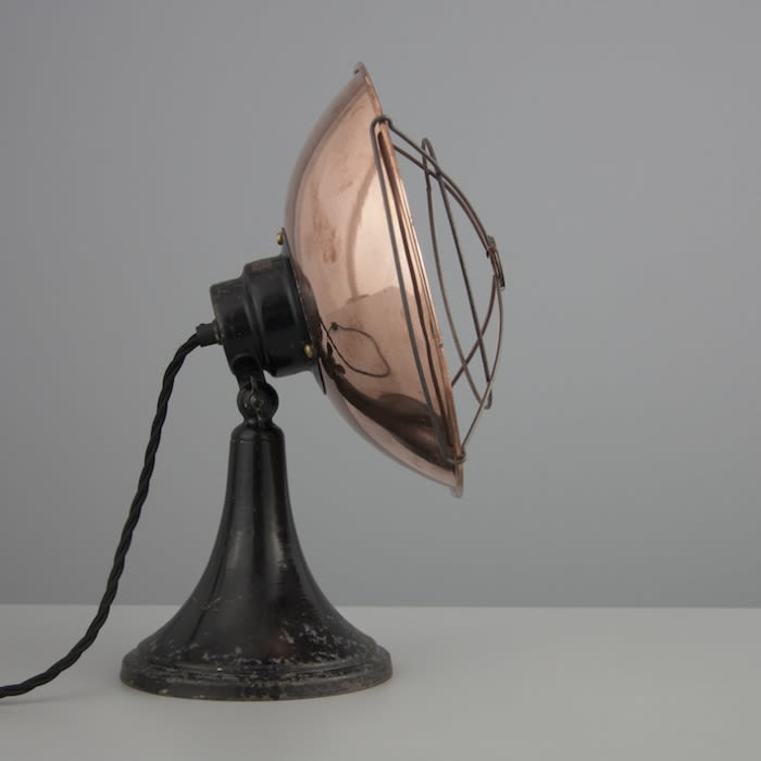Original Medical Lamp By Nico Galoray Skinflint