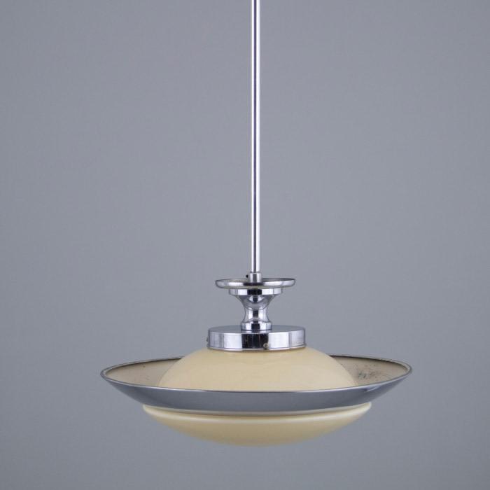 1920s Art Deco Chandelier Ceiling Lights Skinflint
