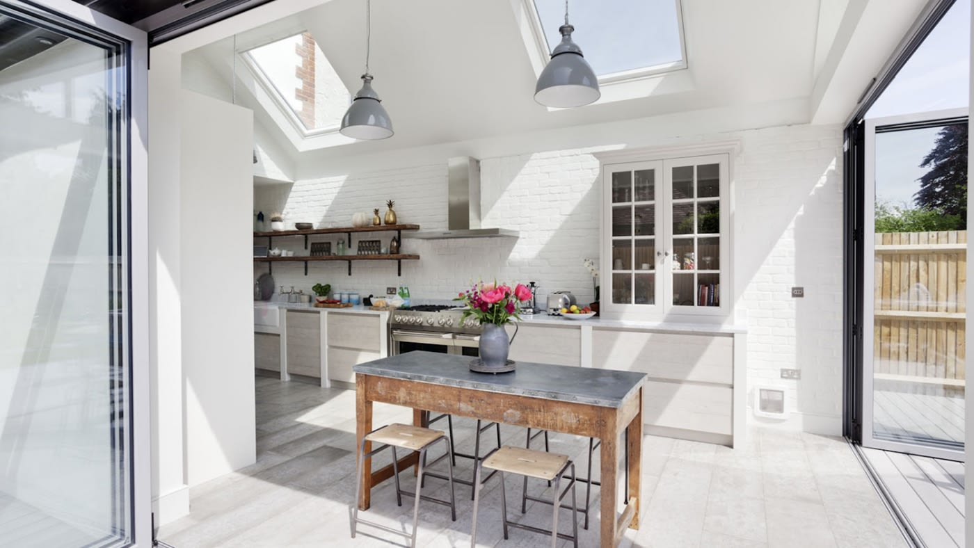 Savage Interiors kitchen extension