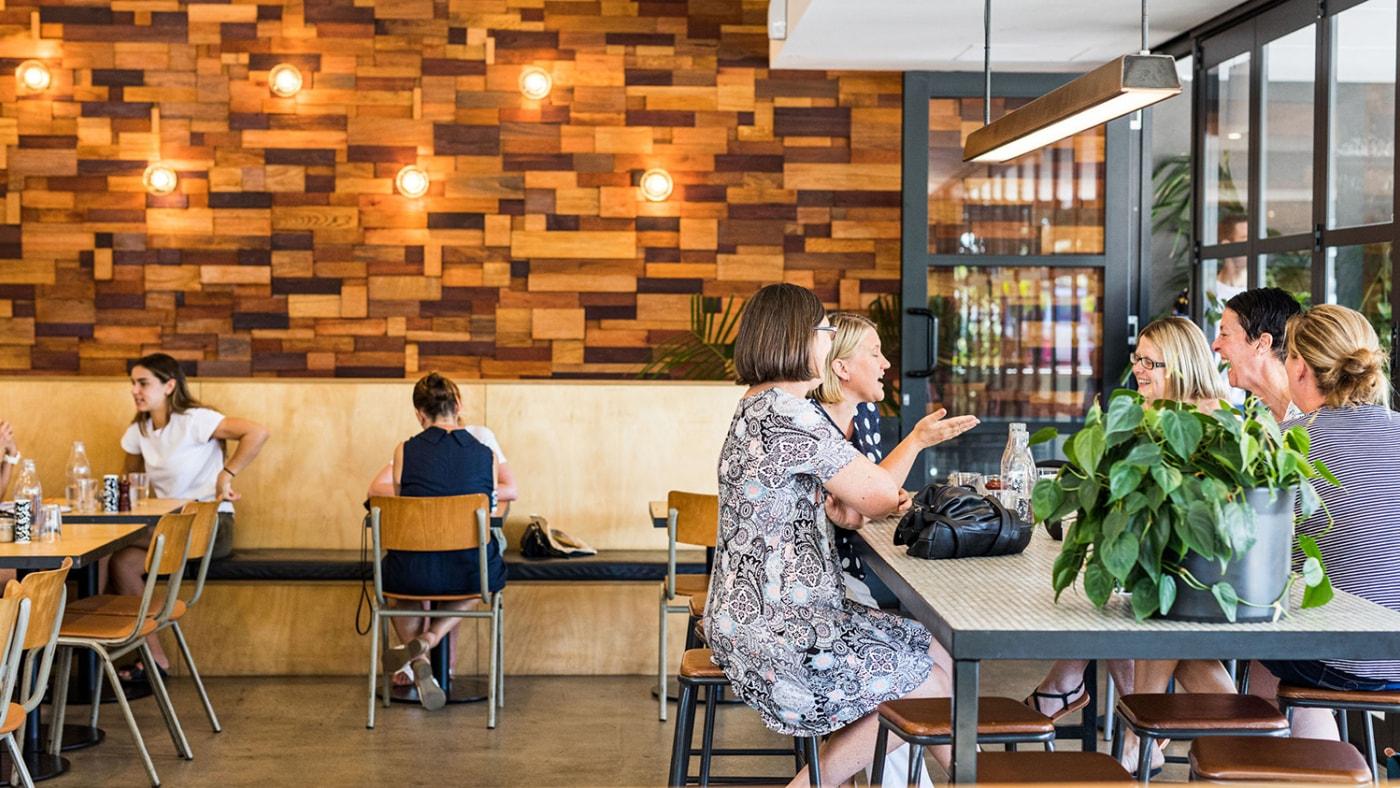 Mary Street Bakery, Perth
