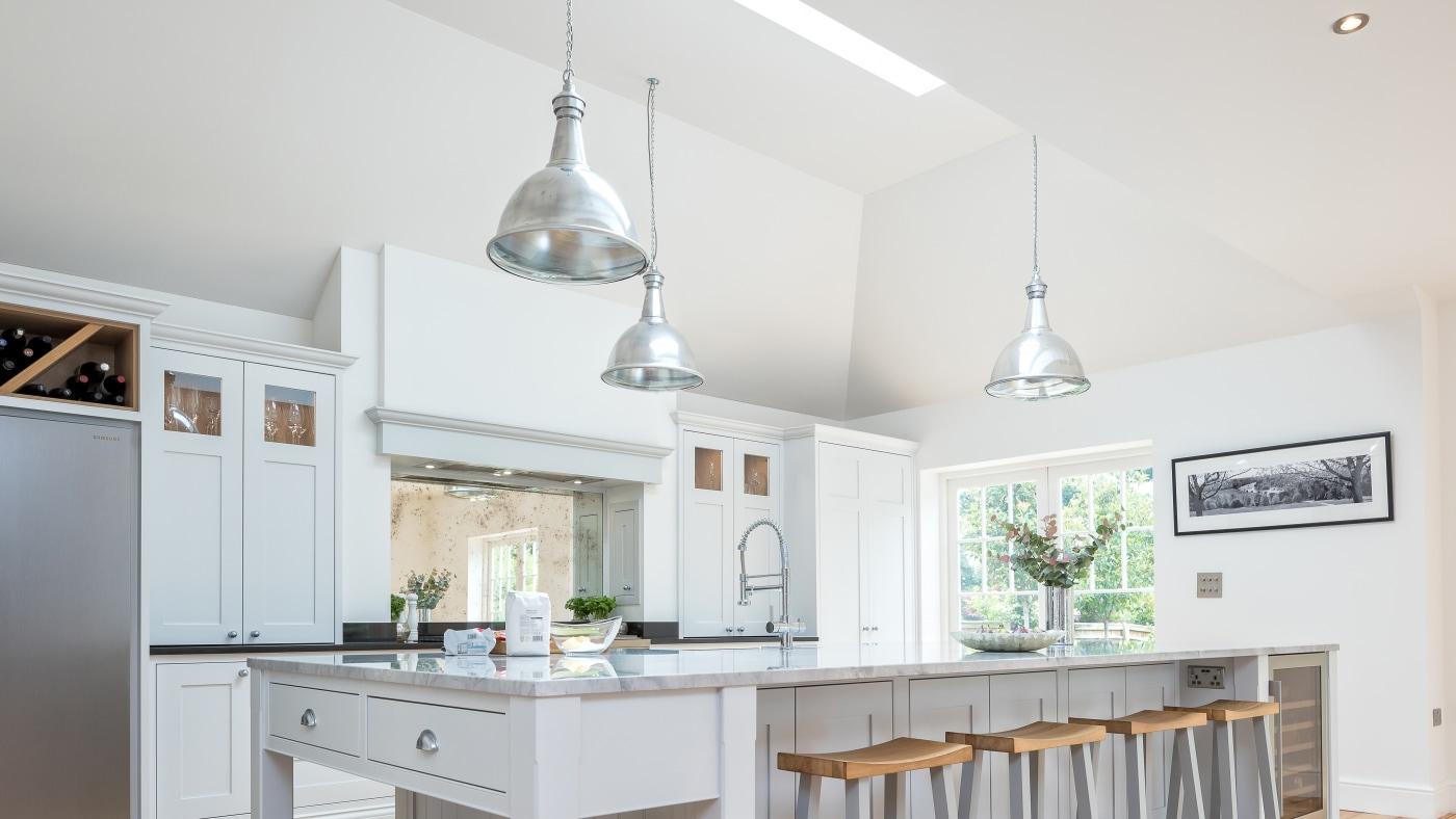 Family kitchen renovation, Ascot