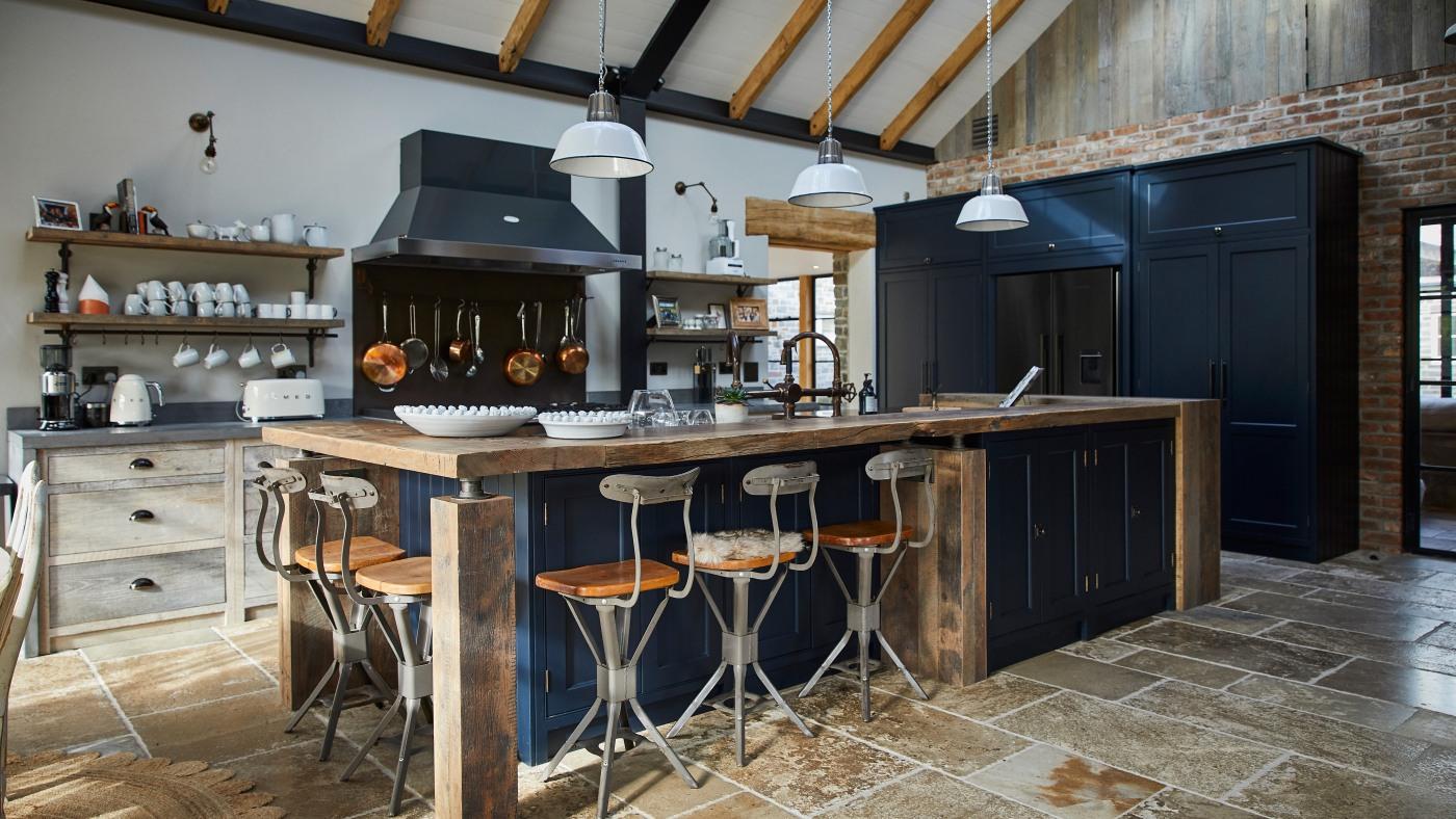 The Main Company, Cornish kitchen