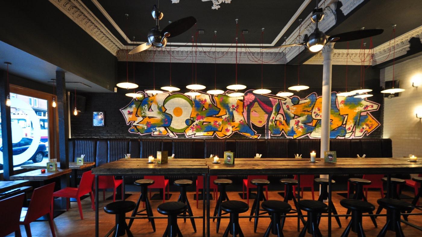 Bar Soba, Glasgow