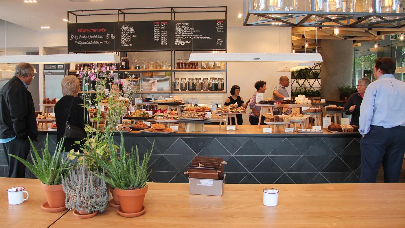Gail's Bakery, Neo Bankside