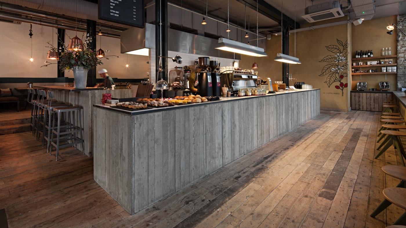 Ozone Coffee, London