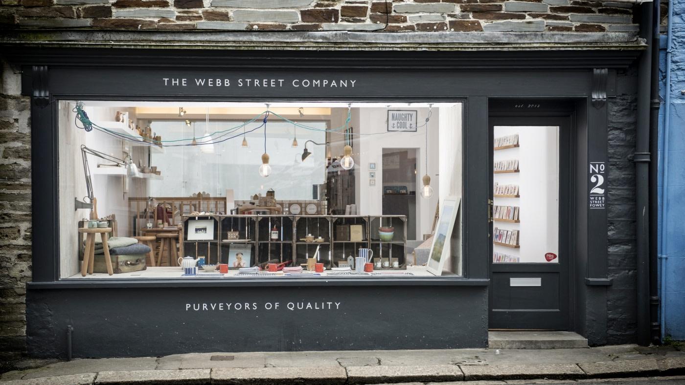 The Webb Street Company, Fowey