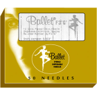 Ballet - epilasjonsnåler - gull