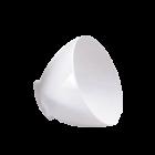 Tilleggsutstyr - hvit blandebolle - stor