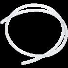 Carlton - lymfeapparat - slange 1m (*1)