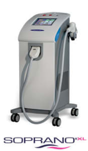 soprano xl laser hair removal device