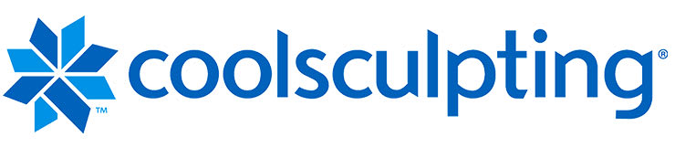 CoolSculpting logo for fat treatment.