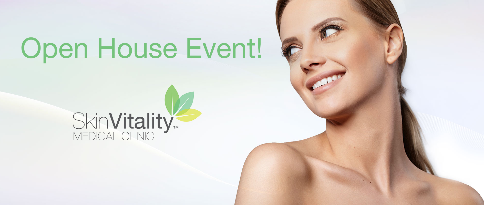 Open House event at Skin Vitality