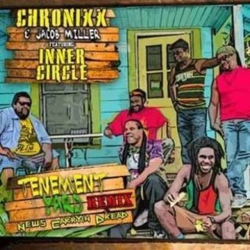 Inner Circle ft. Chronixx & Jacob Miller - Tenement Yard (Sundance remix) Artwork