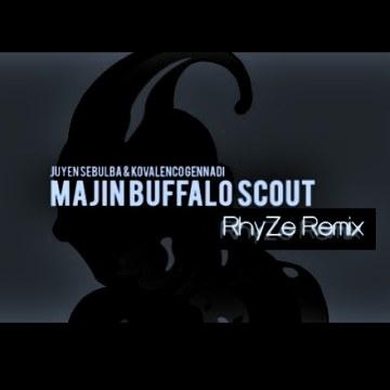 Juyen Sebulba & Kovalenco Gennadi - Majin Buffalo Scout (RhyZe [UK] remix) Artwork