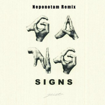 Gang Signs - Mate (Neponotam remix) Artwork