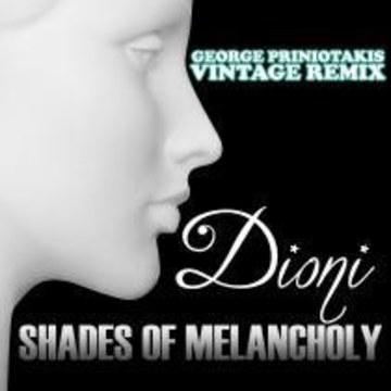 Dioni - Shades Of Melancholy Artwork