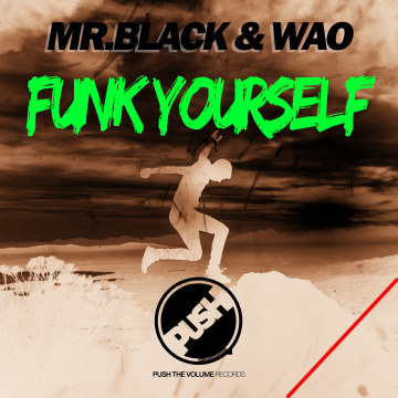 Mr. Black & WAO - Funk Yourself (a/st remix) Artwork