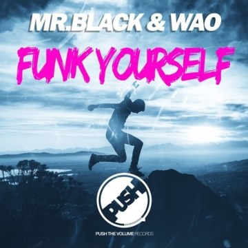 Mr. Black & WAO - Funk Yourself (Jersy Beeats remix) Artwork