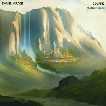Daniel Grace - Escape (ft. Megan Grant) Artwork