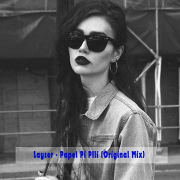 Layzer - Layzer-Papel Pi Pili (Original Mix) Artwork