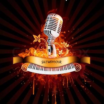 Skewbadour - Piano Keys Artwork