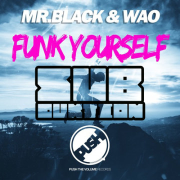 Mr. Black & WAO - Funk Yourself (Subduktion remix) Artwork