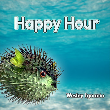 Wesley Ignacio - Happy Hour Artwork