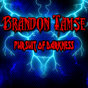 Brandon Tamse - Rocking Hard Again Artwork