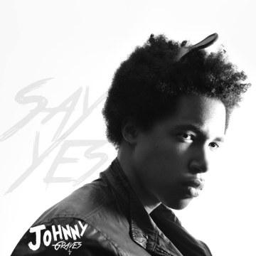 Johnny Gr4ves - Say Yes (prod. Konrad OldMoney) Artwork