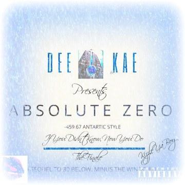 Dee Kae - Dat Grip Artwork