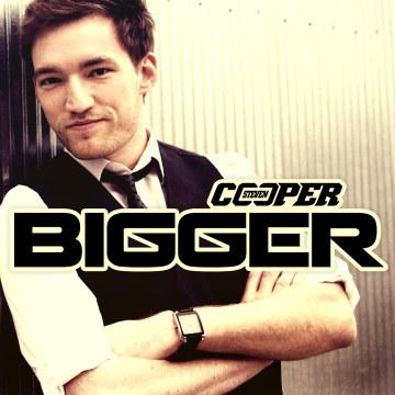 Steven Cooper - Bigger (Feat. Akon) Artwork
